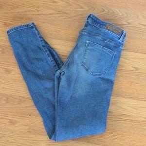 Zara Core denim skinny jeans size 6